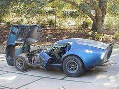 Iconic Rare Car