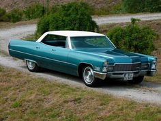 1968 Cadillac Sedan deVille Maintenance/restoration of old/vintage vehicles: the material for new cogs/casters/gears/pads could be cast polyamide which I (Cast polyamide) can produce. My contact: tatjana.alic@windowslive.com