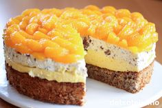 Norwegian Cuisine, Norwegian Food, Cake Recipes, Dessert Recipes, Scandinavian Food, Pudding Desserts, Happy Foods, Pastry Cake, Snacks