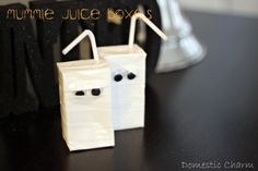 mummy juice box
