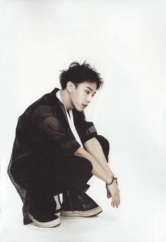 Beast 'Good Luck Black Version' - Kikwang