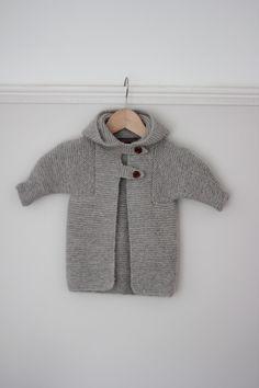 Cardigan for Baby Asher Pattern - Elizabeth Zimmerman
