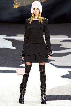 Chanel - Pasarela Otoño Invierno 2013/2014