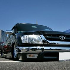 How low can a Hilux go?