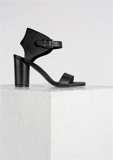Show details for Versailles Heels - Black