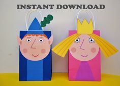 Check out this item in my Etsy shop https://www.etsy.com/listing/453907996/printable-ben-and-hollys-little-kingdom
