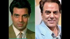 Famous bollywood actors now and then