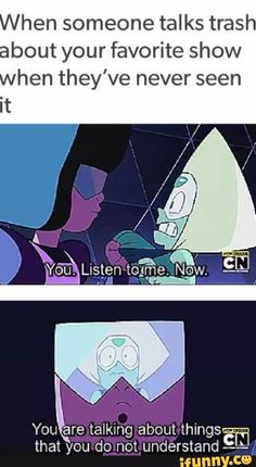 YISS, I should have sent this to my friend Evan when he was talking about SU
