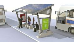 Ecosource Canada Inc: a source of inspiration in eco-energy. Solar bus shelter . We have 7 categories and over 300 eco product providing turnkey services. Call us to discuss your project we have ideas and solutions tailor-made to your need