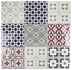 Country Patchwork 5x5 Ceramic Decorative Wall Tile Tile-Stones http://www.amazon.com/dp/B00SQGEIPS/ref=cm_sw_r_pi_dp_7o4Gwb0MHMGX1