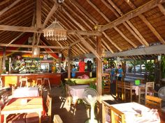 After Beach Bar Kata Beach Phuket Thailand