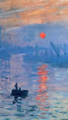 Claude Monet iPhone wallpapers