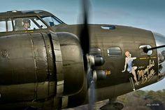 Memphis Belle Memphis Belle, Nose Art, World War, Planes, Aviation, Aircraft, Wings, Military, Airplanes