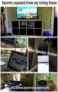 Secrets exposed from my Living Room @Verizon @Bose #partner