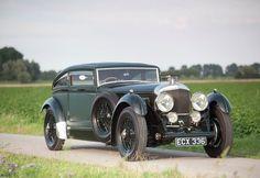 1950 Bentley Special Blue Train