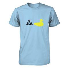 Le Duck Design T shirt