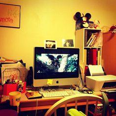 Where the blogging happens