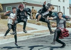 This has got to be my favorite picture of 5sos
