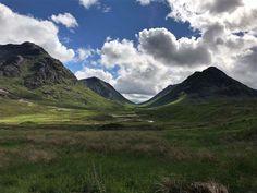 Scenic Glencoe, Highlands