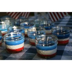 DIY Citronella Candles From Alpha Mom. patriotic-memorial day-4th of july-red-white-blue-DIY-Craft