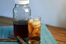 Cinnamon & Spice Refrigerator Iced Tea - refreshing and naturally sweet. One thing to remember about ice teas is that they do contain caffeine if you are using black tea and caffeine isn't good for FM or chronic pain.