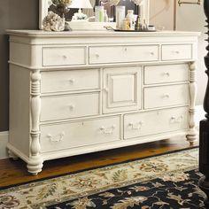 cream dresser <3