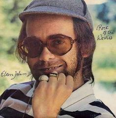 Elton John - Rock Of The Westies CANADA 1975 Lp near mint w/Inner+Lyrics