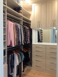 Superbe Designed And Installed By Closets Etc.