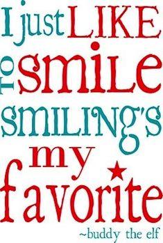 ¯\(ツ)/¯ smiling is my favorite!!!
