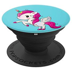 This Cute Flying Unicorn design is a great Unicorn Gift idea for anyone looking for Unicorn Gifts for girls. Cute Flying Unicorn designs make cute Unicorn Lover Gifts for Women and girls or any wife, daughter, teen or tween you know who might like a Cute Flying Unicorn phone stand and phone grip.