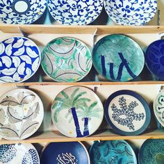 """When an Egyptian Poet and his Swiss Potter wife founded their Ecolodge in Fayoum they turned it into the location for """"Designing with Nature"""". Making Tunis Village the enchanting heart of Pottery Making in Fayoum.  #Natscapades #Music #Festival #Wander #Pottery #Handmade #Shop #Blue #Pretty #Beautiful #Oshtoora #Discover #Village #DoSomethingDifferent #Oshtoora2016 #Egypt #Colors #TravelGram #Travel #Photography #Tbt #InstagramHub #Instamood #Igers #Desert #Life #Wanderlust #Fayoum #Oasis…"""