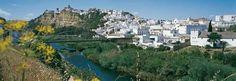 Uno de mis pueblos blancos preferidos Arcos de la Frontera en Cádiz