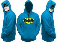 Batman Hoodie by Bioworld