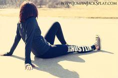 GroopDealz | Work Out Word Leggings - 4 Styles!