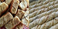 Cevizli Burma Borek Recipes and Materials Borek Recipe, Turkish Delight, Turkish Recipes, Cake Cookies, No Bake Cake, Yummy Cakes, Food And Drink, Sweets, Bread