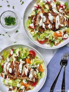 101 best paleo salad recipes images real food recipes paleo salad rh pinterest com