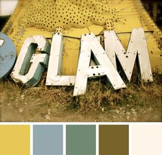 Painting some swatches in the bedroom tonight for this scheme. Hope it looks good!