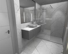 Bathrooms - Blok Designs Ltd Fitted Bathrooms, Old Bathrooms, 3d Bathroom Design, Bathroom Ideas, Bathroom Installation, Bathroom Gallery, Underfloor Heating, Wet Rooms, Painted Doors