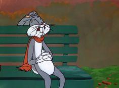 No sabía que Bugs Bunny me representaría. Classic Cartoon Characters, Cartoon Icons, Cartoon Memes, Classic Cartoons, Cartoon Art, Looney Tunes Cartoons, Old Cartoons, Looney Tunes Funny, Bunny Meme