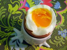 soft boiled egg how to