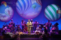 L'Orchestra di Piazza Vittorio, Il Giro del Mondo in 80 Minuti Live Music, Orchestra, Dancer, Notes, Colors, Art, Theater, Art Background, Report Cards