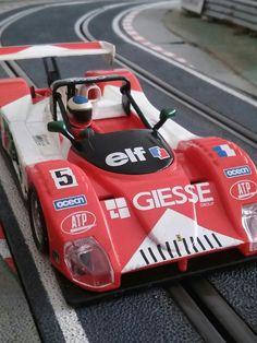 #Ferrari 333 SP #Scalextric