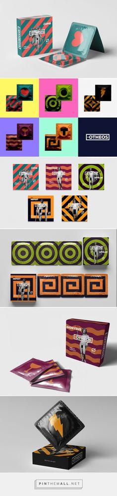 Otheos Condoms packaging design concept by Markerz (Russia) - http://www.packagingoftheworld.com/2016/05/otheos-condoms-concept.html