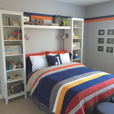 33 Best Teenage Boy Room Decor Ideas and Designs for 2018 toddler tween teenagers diy ru 33 Best Teenage Boy Room Decor Ideas and Designs for 2018 toddler tween teenagers diy ru Teen Girl Bedrooms Teen Girl Bedrooms Find inspiration for hellip Boy Bedroom Design, Boys Bedroom Decor, Bedroom Design, Bedroom Diy, Small Room Bedroom, Teenage Bedroom, Modern Bedroom, Small Bedroom, Kid Room Decor