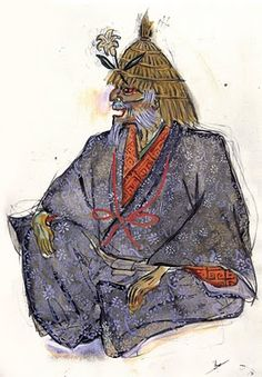 Below are twenty of the paintings Sensei Akira Kurosawa produced in the late period of his career. These paintings are difficult to find on. Japanese Film, Japanese Art, Kurosawa Akira, Samurai, Musashi, Japanese Painting, Aikido, Great Movies, Warriors