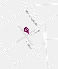 Magenta Advisory on the map
