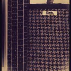 Dogtooth iPad mini cover