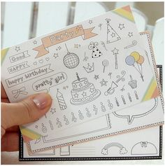 Instax Deco Sticker v4