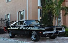 1969 Dodge Charger Special Edition