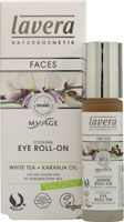 Lavera Faces My Age Cooling Eye Roll On White Tea and Karanja Oil  Great to energize those eyes.. #12DaysofBeauty